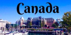 destinations Canada