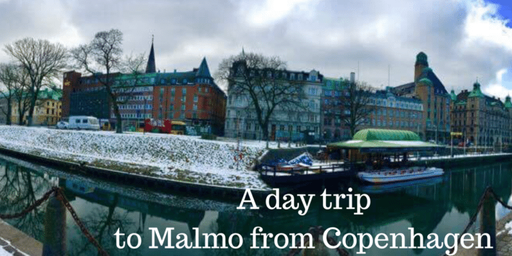 A DAY TRIP TO MALMO