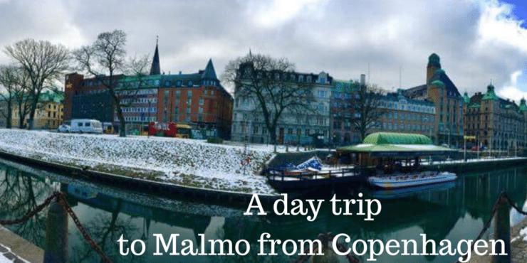 A DAY TRIP TO MALMO