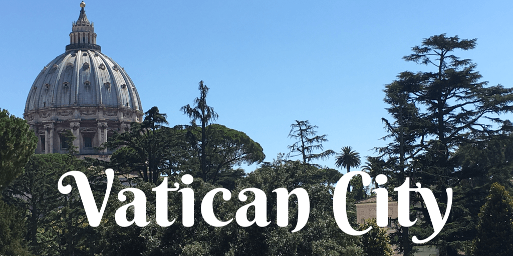 Vatican City Europe