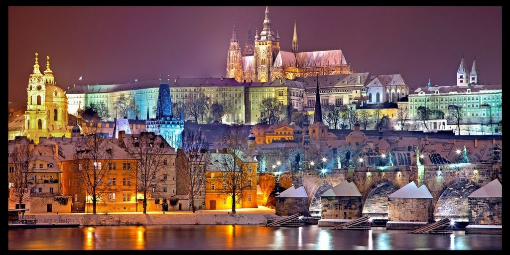 Why you need to visit Prague in winter!