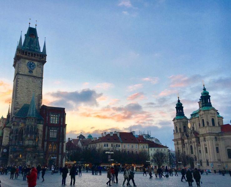 Staré Město in Prague