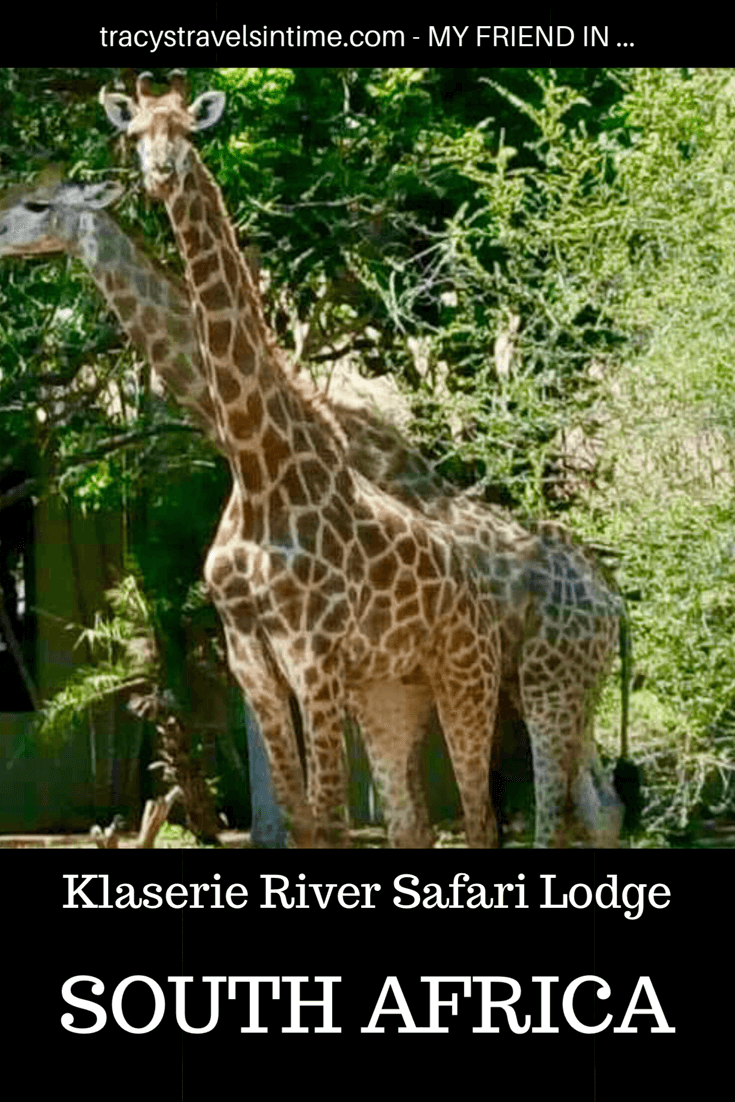 Klaserie River Safari Lodge
