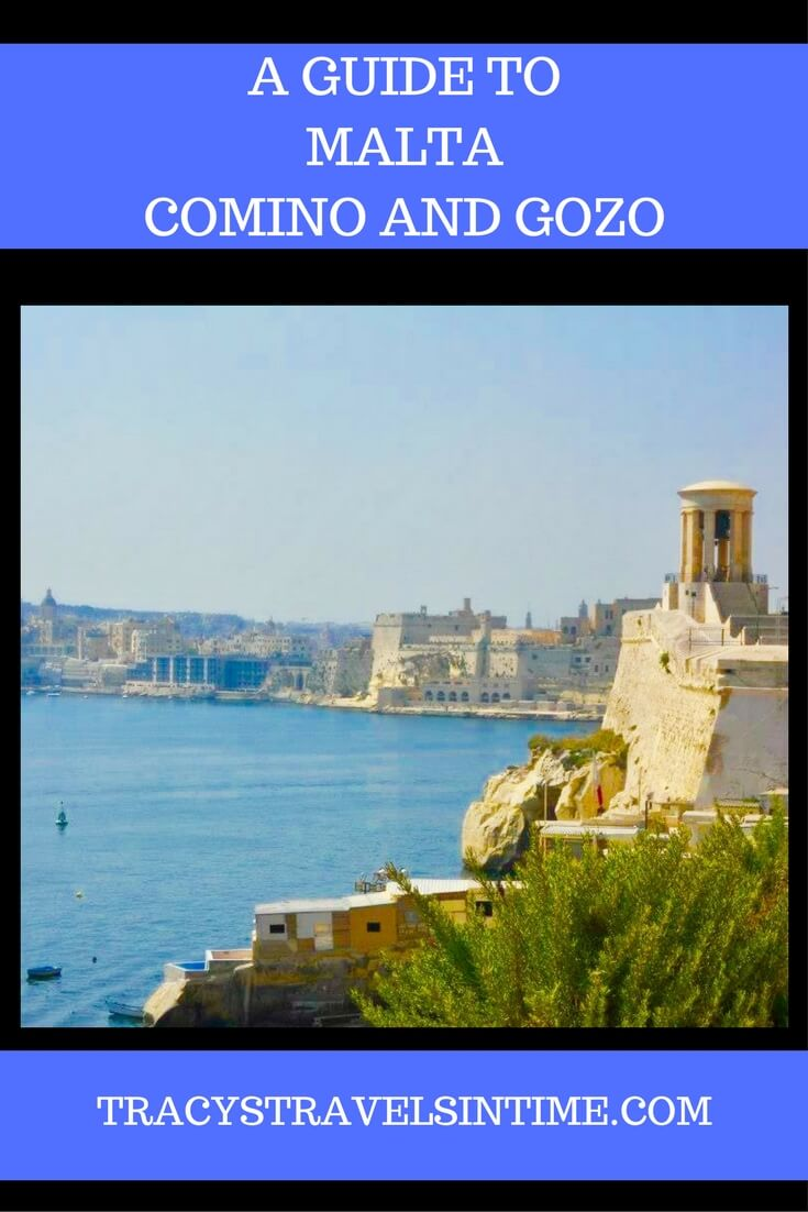 a guide to visiting the islands of MALTA GOZO AND COMINO