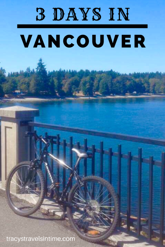 3 days itinerary for Vancouver