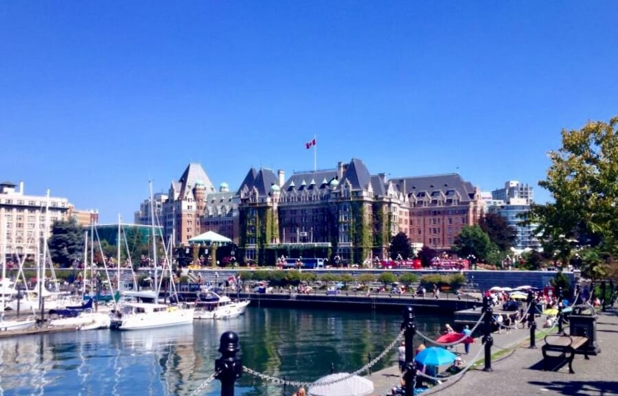 A guide to visiting Victoria and Vancouver in Canada