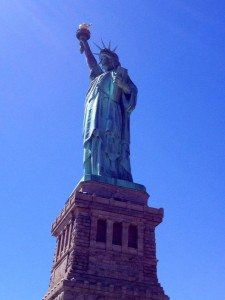 Statue of Liberty Unesco sites
