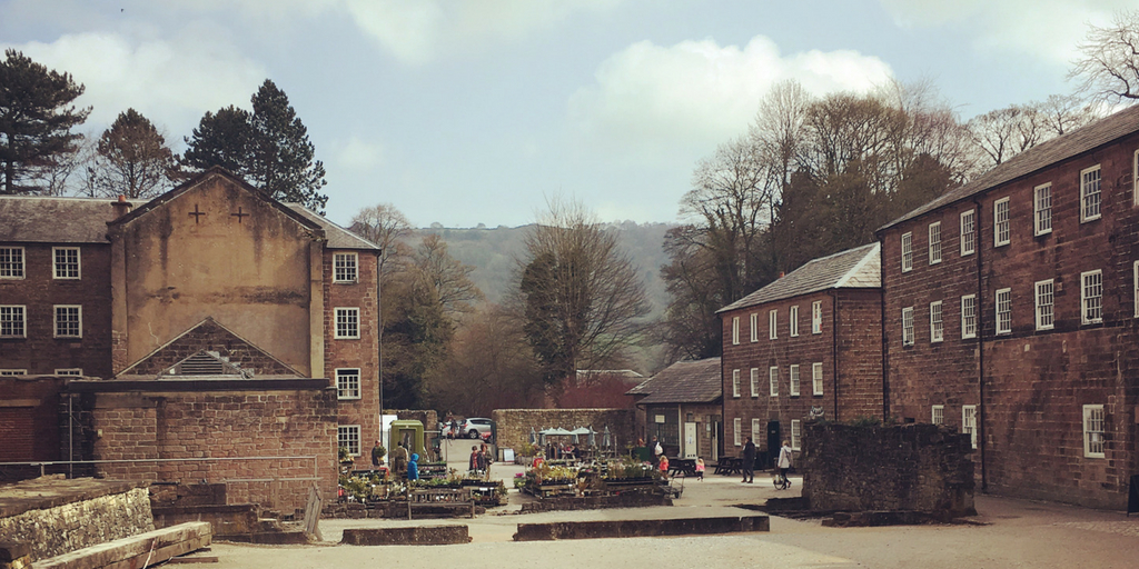 What to see and do when visiting Cromford Mills in Derbyshire