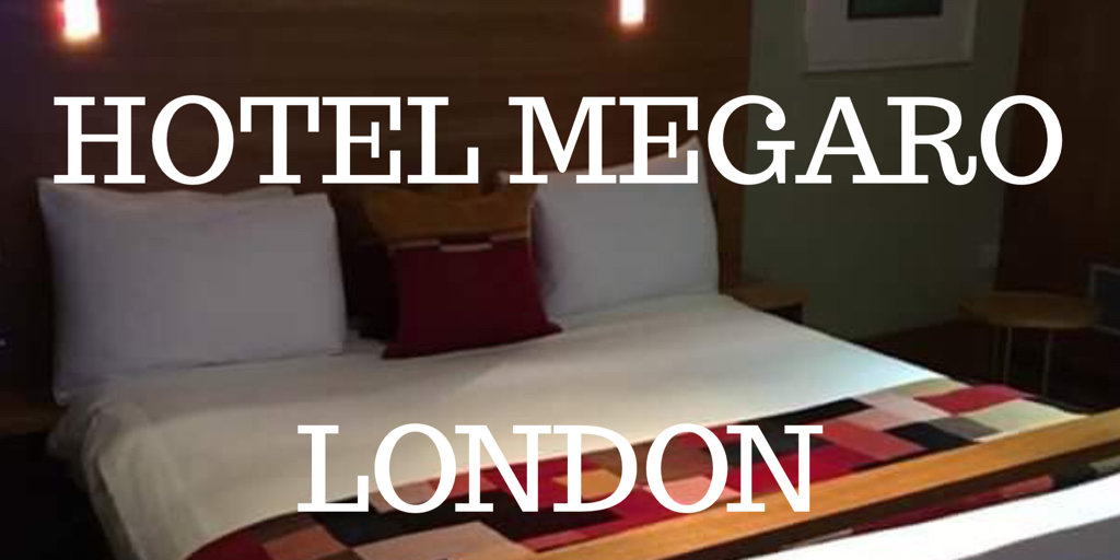 Review of the Hotel Megaro in London