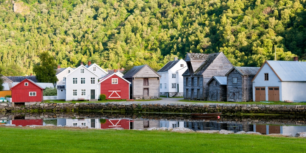 5 reasons visiting Laerdal in Norway should be on your Scandinavian itinerary
