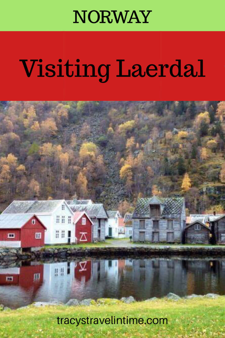 Visiting Laerdal in Norway