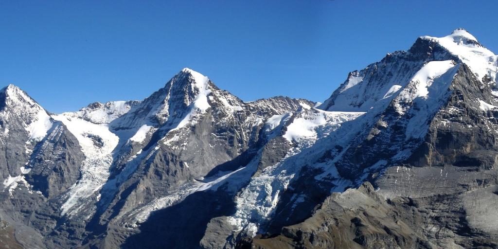 A Swiss train journey to the top of Europe – Jungfraujoch train