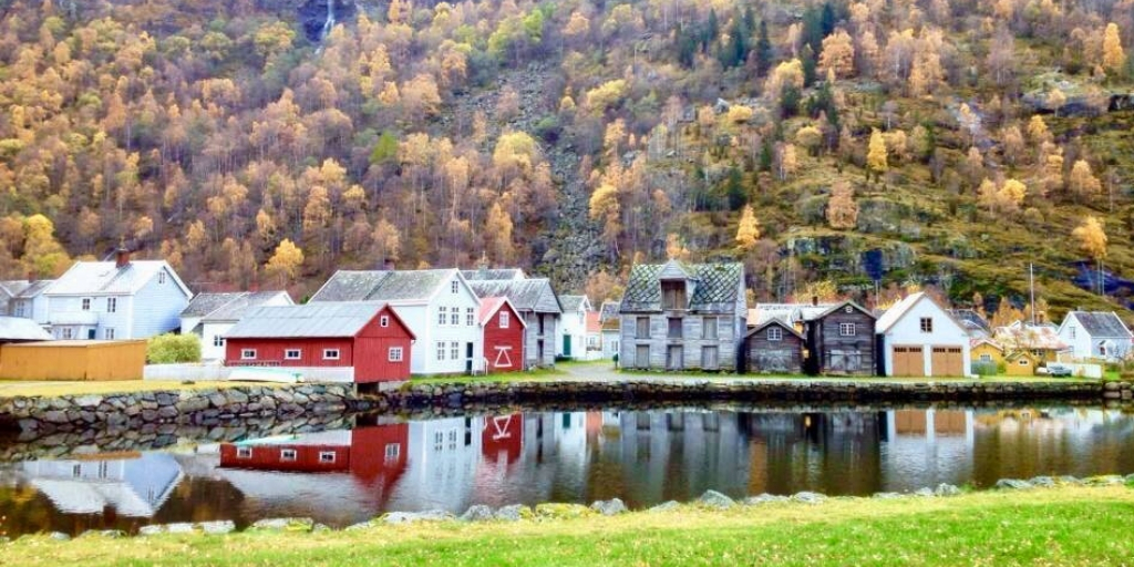 Laerdal in Norway