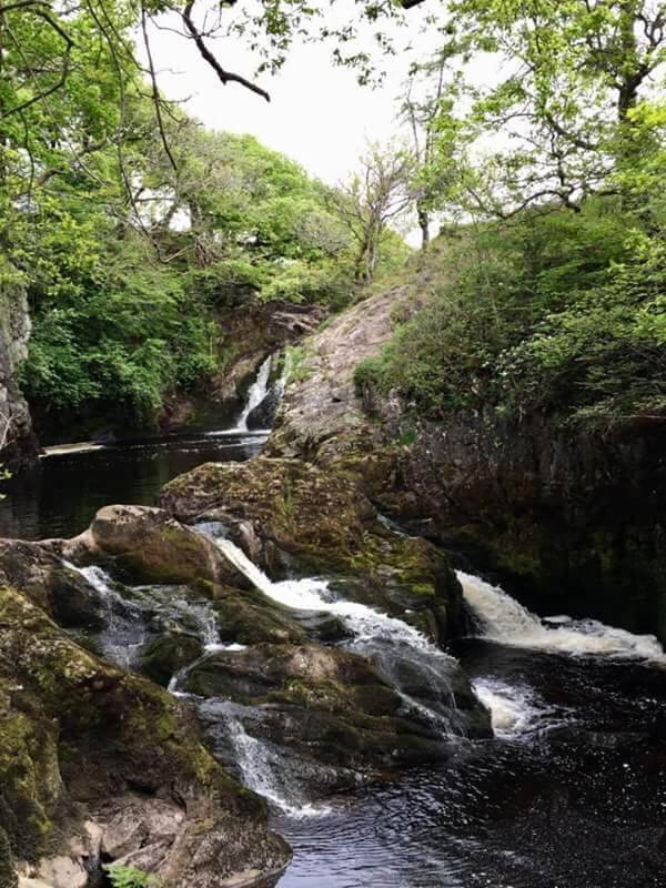 walking the Ingleton Waterfalls Trail