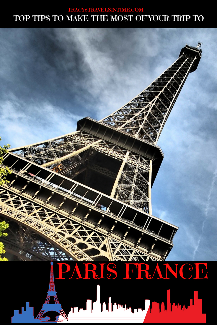top tips when visiting France | Tracy's Travels in Time