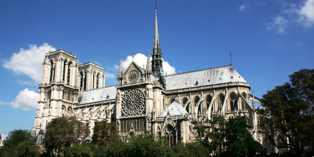 Notre Dame a must see site when visiting-paris-france-for-the-first-time