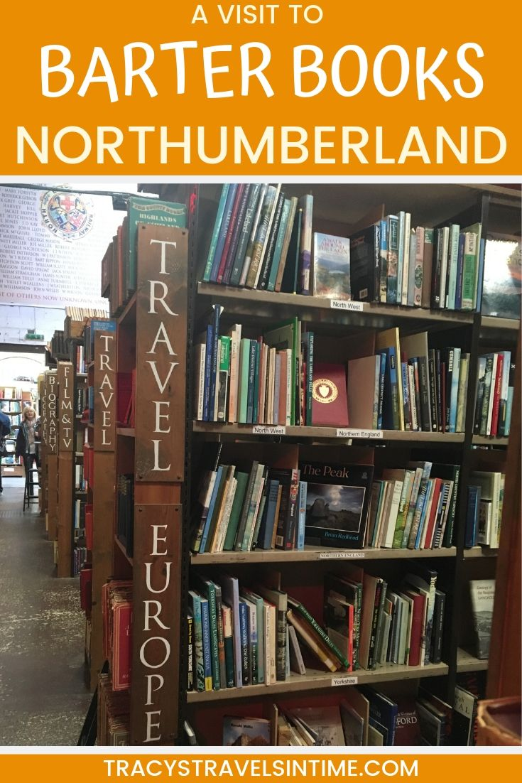 A VISIT TO BARTER BOOKS IN NORTHUMBERLAND ENGLAND
