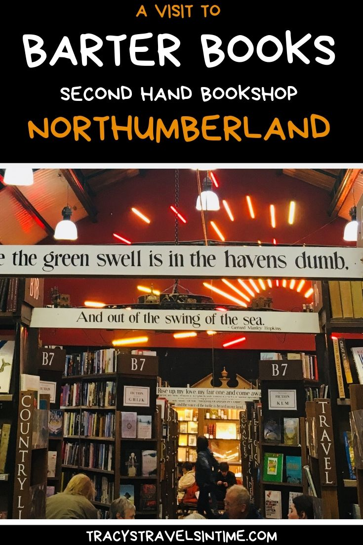 BARTER BOOKS IN NORTHUMBERLAND ENGLAND