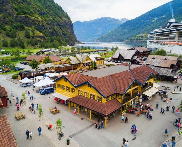 Flam in Norway