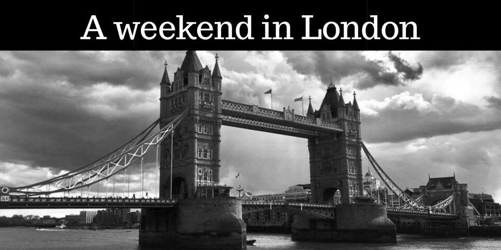 A weekend visiting UNESCO World Heritage Sites in London