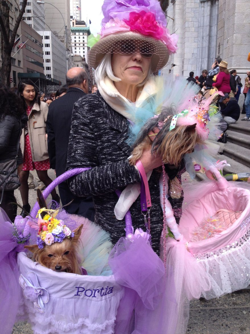 Easter Parade in New York