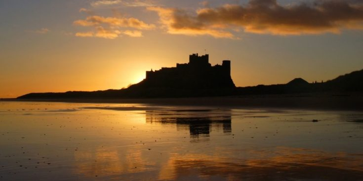 Take a drive along the Northumberland Coastal Route