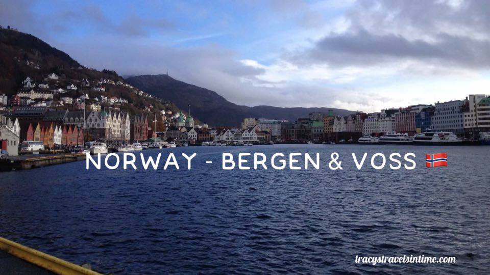 Bergen and Voss in Norway