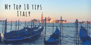 Italy tips