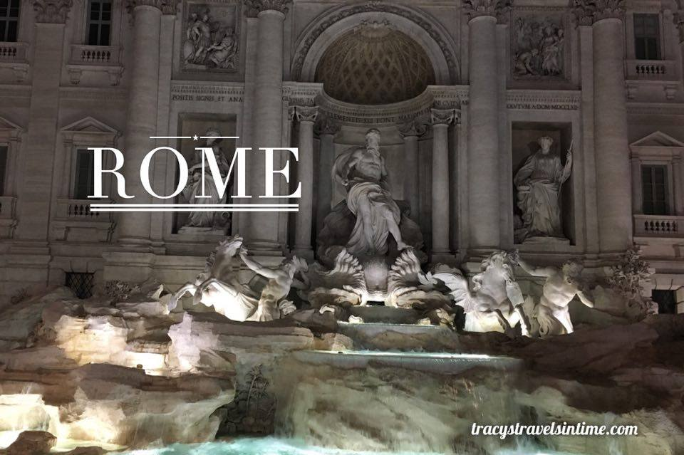 A guide to visiting Rome Italy Part 1