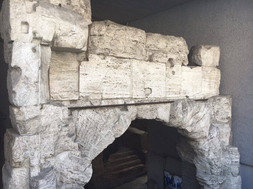 foundations in the eternal city