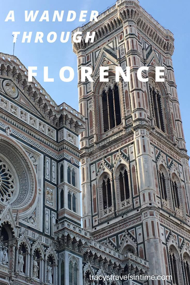 Things to see and do in Florence in 2 days featured by top international travel blogger, Tracy's Travels in Time