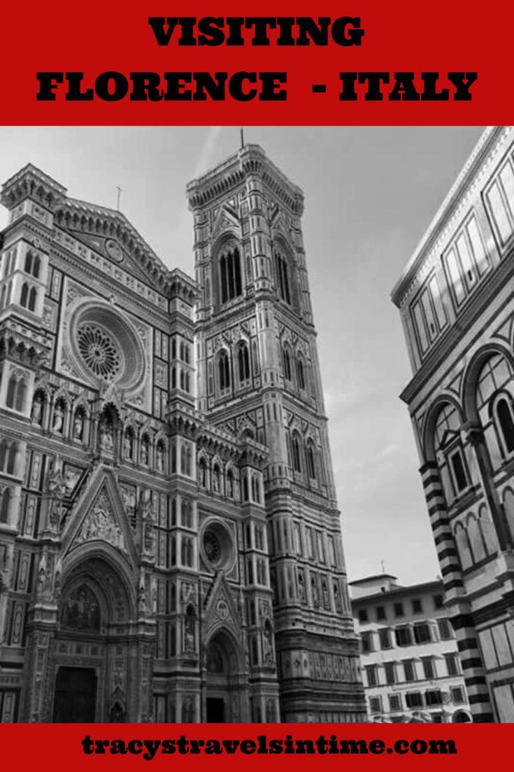 Things to see and do in Florence in 2 days featured by top international travel blogger, Tracy's Travels in Time: image of
