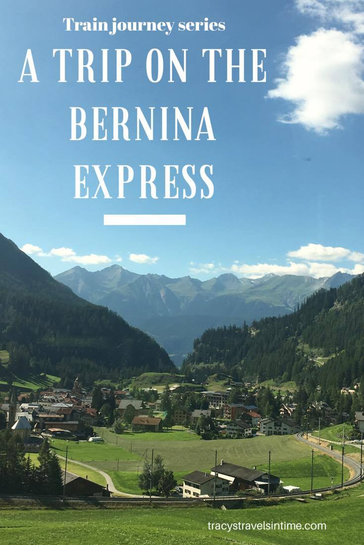 the-bernina-express | A Trip on the Bernina Express featured by top internation travel blog, Tracy's Travels in Time