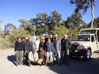 group-of-summer-2016-in-botswana an adventure in botswana
