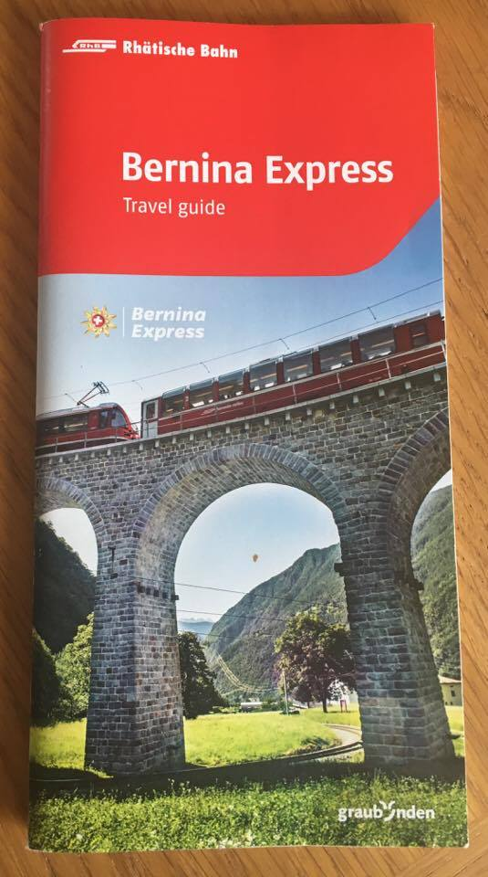guide to the Bernina Express | A Trip on the Bernina Express featured by top internation travel blog, Tracy's Travels in Time