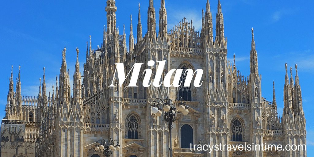 What to do in one day in Milan in Italy