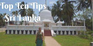 Visit Sri Lanka. Top ten tips for you visit.