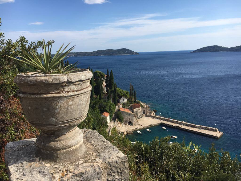 beautiful view of the Adriatic