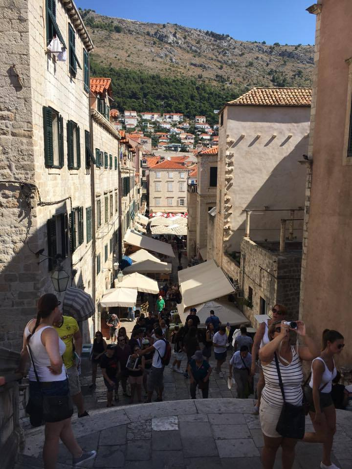 DubrovnikBest things to do in Dubrovnik featured by international travel blog, Tracy's Travels in Time