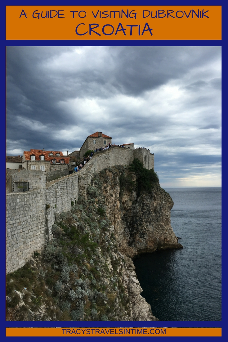 Staying in Dubrovnik? My guide will tell you all you need to know - the best things to do in Dubrovnik featured by international travel blog, Tracy's Travels in Time
