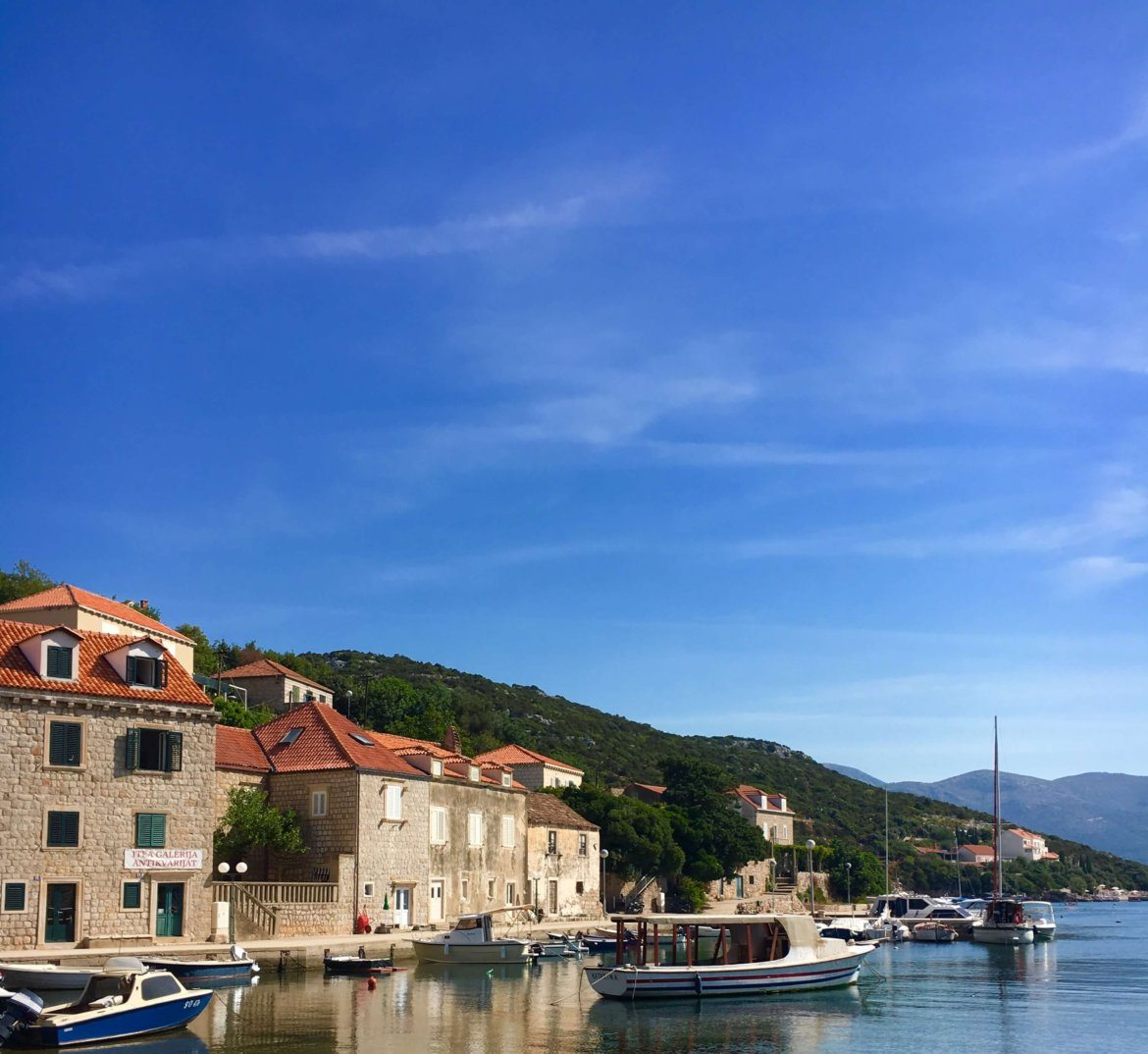 A guide to sailing the Elafiti Islands off the Croatian coast