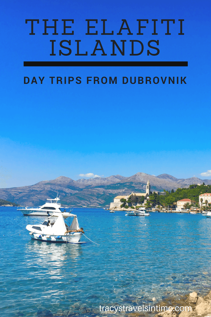 The Elafiti Islands - a great day trip from Dubrovnik