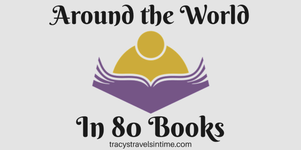 Tracys travels in time Around the world in 80 books