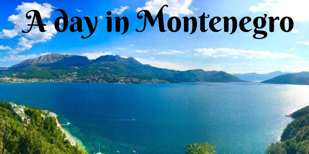 Spending a day in Montenegro from Croatia