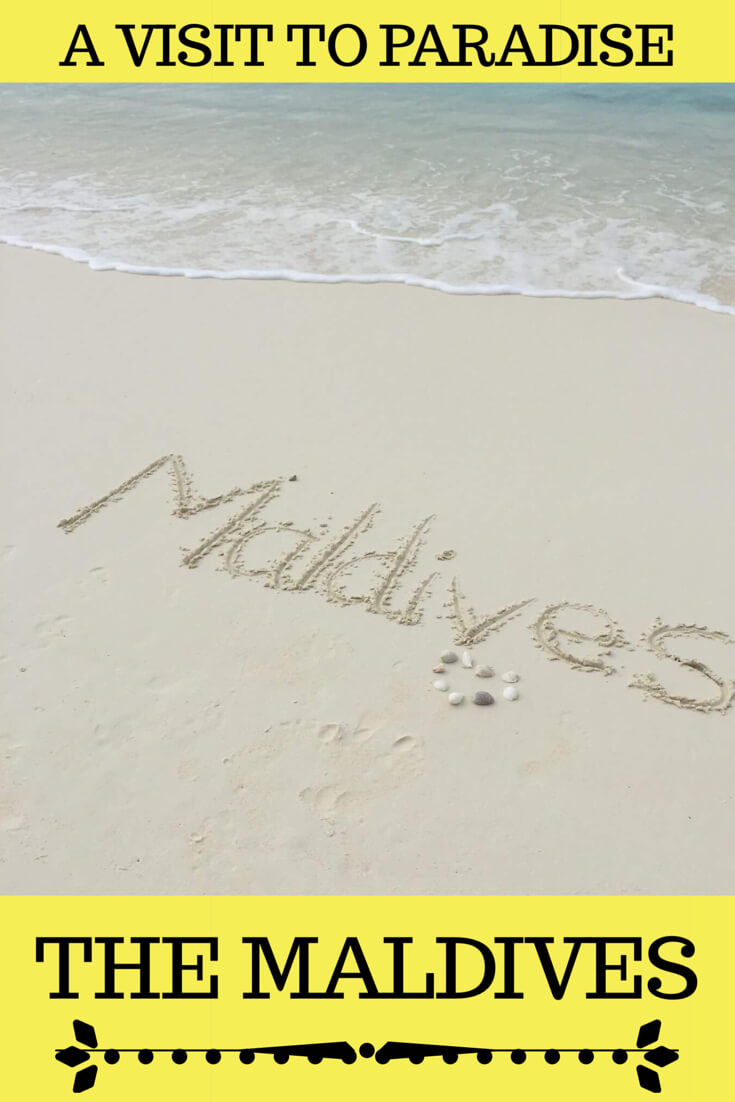 The Maldives Tracys Travels in time