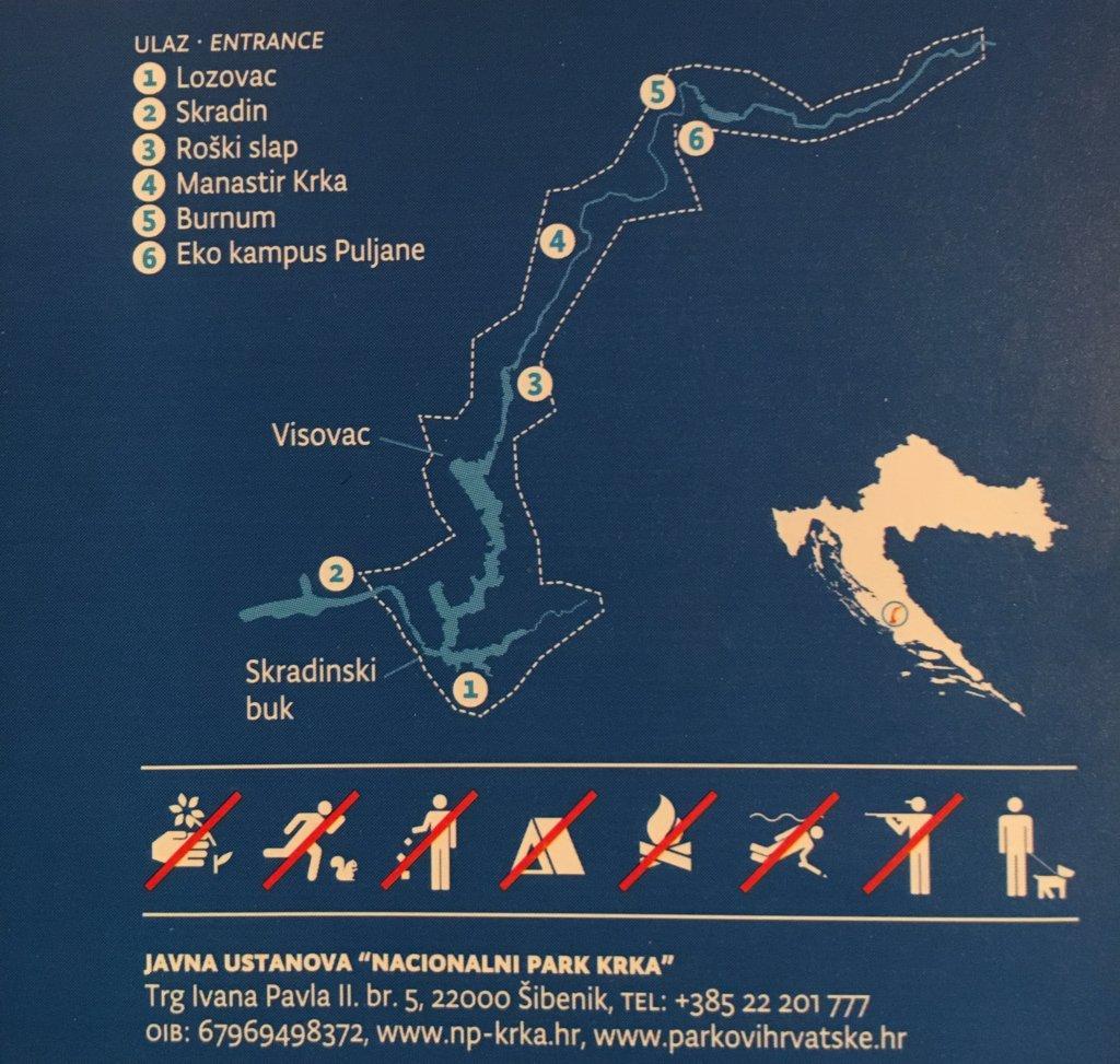 krka-national-park-map
