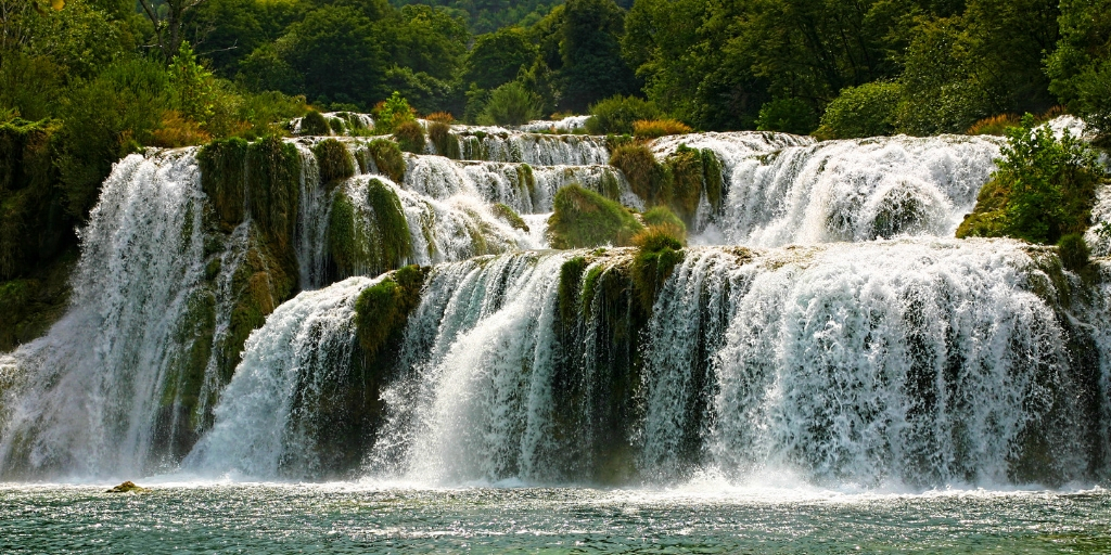 Visiting KrKa National Park in Croatia