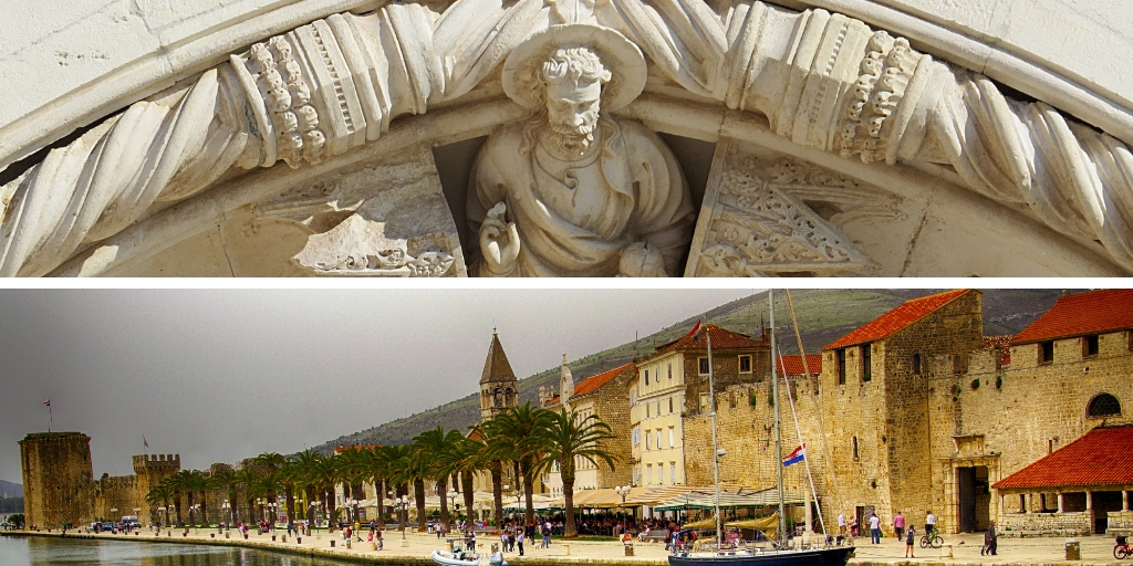 A guide to visiting Trogir and Šibenik