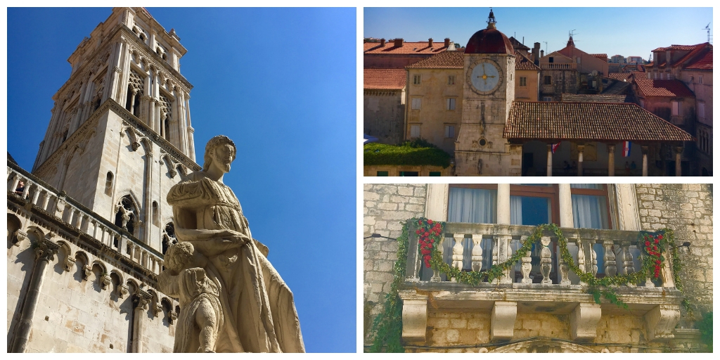 St Lawrence Cathedral in Trogir