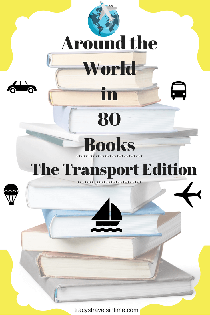 Around the World in 80 books part 4